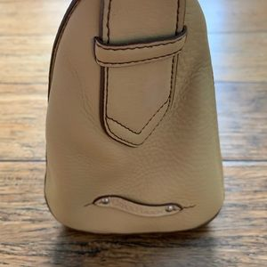 Cole Haan Bags - Medium Size Beige Tan Shoulder Bag